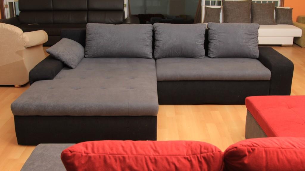 Cecil ágyazható L-alakú ülőgarnitúra