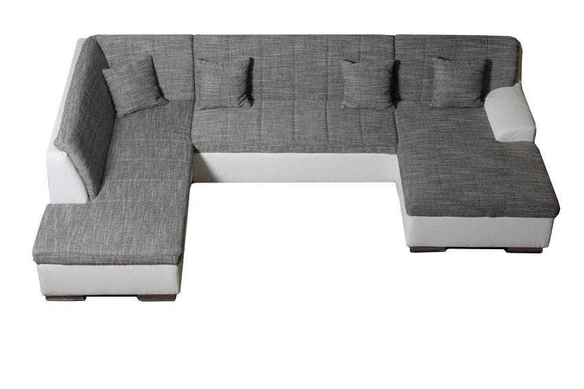 Lucilla U-alakú garnitúra, ágyazható kanapé - ulogarnitura.net
