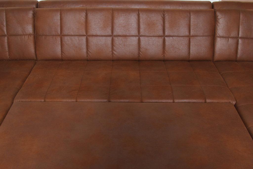 U-alakú ülőgarnitúra 03.25 ágyazható